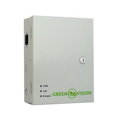 Блок бесперебойного питания Green Vision GV-UPS-H 1204-3A-B-L